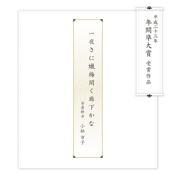 年間賞_副大賞2011